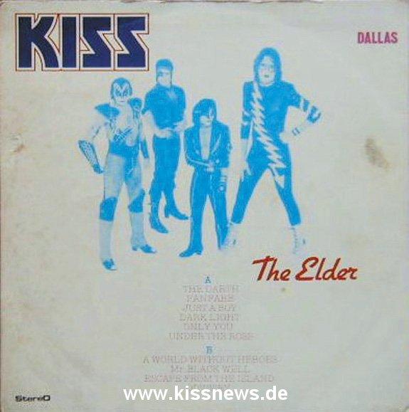 KISS BOOTLEGS