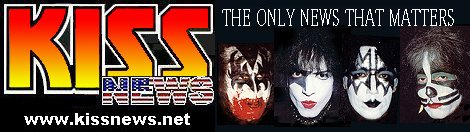 KISS NEWS - daily Kiss News & much more!