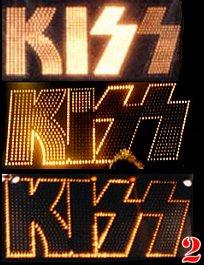 THE KISS TOURS - 1996 Reunion Tour